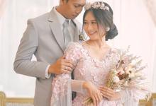 Antana + Chivita - Intimate Wedding Day by Photolagi.id