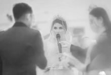 Amelia + Hendro - Holy Matrimony by Photolagi.id