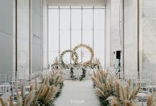 Heni & Gugum Wedding Decoration by Valentine Wedding Decoration