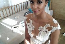 Phi Phi Island Wedding Hair and Makeup Artist by Wow Make Up in Phuket