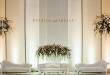 Reception of Patrick & Idelia by WYMM Organizer