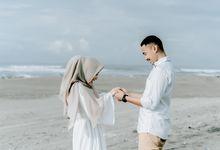 Prewedding Eca & Ahmad by Proscapictura. Id