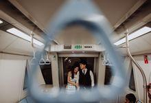 Norman & Lynette X Andri Tei X Kellys Bridals by Kelly's Bridals