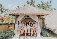 RACHEL & KEVIN WEDDING by Kamandalu Ubud