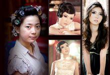 makeup bride by Meicen Professional Makeup Artist