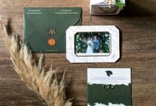 Invitation Wedding for Agus & Angie by pickmeart