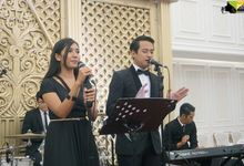 THE WEDDING OF CITA & RENALDI by TAMAN MUSIC ENTERTAINMENT