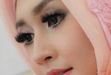Modern Muslim Bridal by Mezuira MakeUp & Hijab Style
