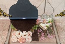 Kotak Perhiasan By @kotakseserahankita by Kotak Seserahan Kita