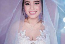 Bride- Darlene by Anna Limson Makeup Artistry