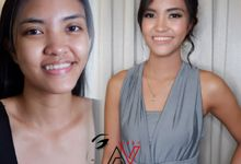 02.18.2021 Wedding by Makeup By Anne Viray