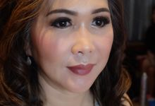 Wedding Party Looks by Makeup by Ng Nita