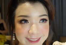 Makeup For Sister's Of The Bride by Makeup by Ng Nita