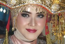 Reception For Mrs. Uci by Aisya Argubi