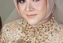 Reception Mrs. Sina by Aisya Argubi