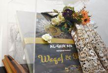 The Wedding of Desti & Wahyu by Yakiniku Seserahan