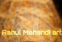 Bridal Booking by Rahul Mehandi Art Agra