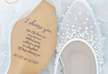 Engraving by Ohcraft Shoes