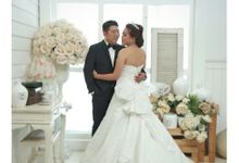 Erlangga And Debby by Angeline CP Makeup Artist