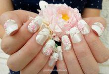Wedding Fake Nails by Sella Nail & Beauty