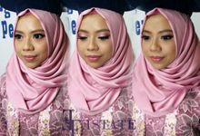 Graduation Makeup For Miss Inna by ESTATE