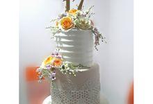 Birthday Cake by FOREVER CAKE