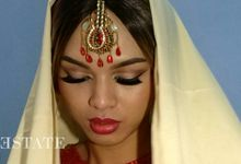 Indian Bridal - Hindi Style by ESTATE