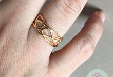 Effie (Propose Ring) by Toko Emas Kesayangan