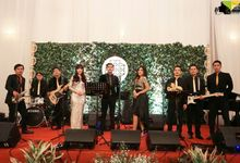 The Wedding Of Manda & Gaga by TAMAN MUSIC ENTERTAINMENT