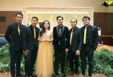 The Wedding Of Delima & Fachri by TAMAN MUSIC ENTERTAINMENT