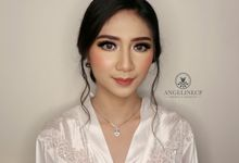 April And Ucok by Angeline CP Makeup Artist