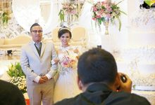 THE WEDDING OF SONNY & MELIZA by TAMAN MUSIC ENTERTAINMENT