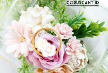 Royal Amore Ring Box by Coruscant.id