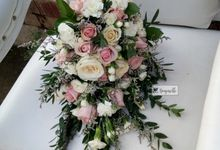Wedding Bouquet by Bougenville Decoration
