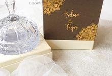 Salma & Tegar Wedding by Disouv Souvenir