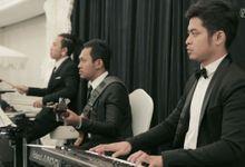 THE WEDDING OF PUTI & RAMA by TAMAN MUSIC ENTERTAINMENT
