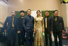 THE WEDDING OF ZENAH & OMAR by TAMAN MUSIC ENTERTAINMENT