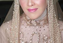 Reception amirah Nahdi Dan Adib Bin Afif by Aisya Argubi