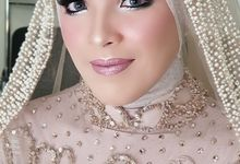 Akad Nikah Amirah Nahdi Dan Adib Bin Afif by Aisya Argubi