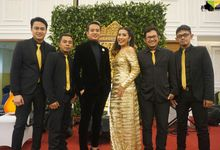 THE WEDDING OF WIDYA & FADHLY by TAMAN MUSIC ENTERTAINMENT