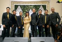 THE WEDDING OF PUTRI & AZEEM by TAMAN MUSIC ENTERTAINMENT