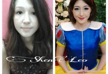 Makeup Snow White by ShenLeo Makeup