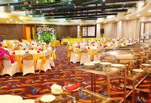 Engagement on 3rd March 2019 at Matahari 1 Ballroom Anita & Dhika by Hotel Sunlake