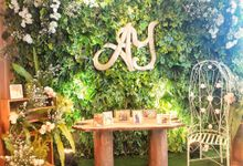 Augie & Yenny Wedding on 3rd March  2018 by Hotel Sunlake