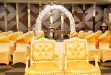 Holy Matrimony Andreas & Clarissa on 3rd August 2019 by Hotel Sunlake