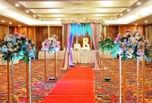Radit & Atika Wedding 25 August 2019 by Hotel Sunlake