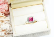 Pink Diamond Collection 2020 by eClarity Diamonds