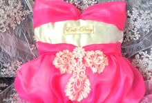 Blossom Pink Pillow Collections by Fashion Pillow Weds