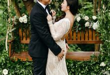 The Wedding  of Pinky & Bobby by Alila Villas Uluwatu