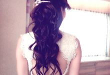 Bridal Makeup and Hairstyle by SueLim & artmakeup